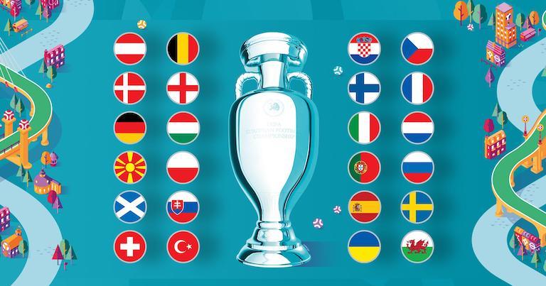 ევროპის ჩემპიონატი და სოციალური მედია